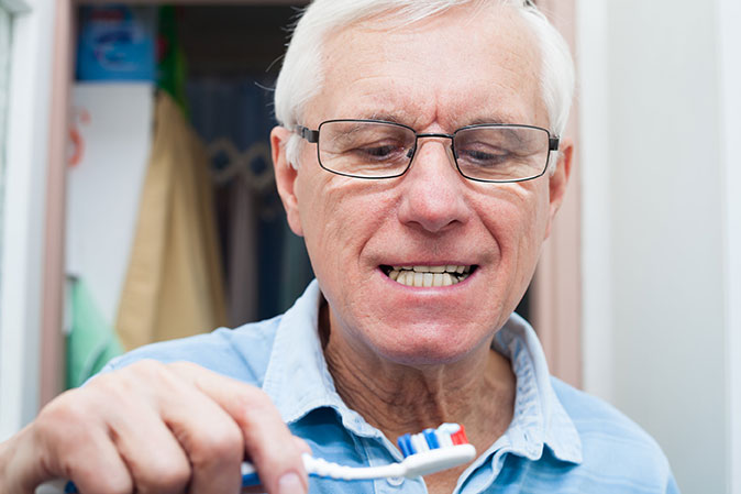 Older Adults Often Have an Increased Need for Dental Care